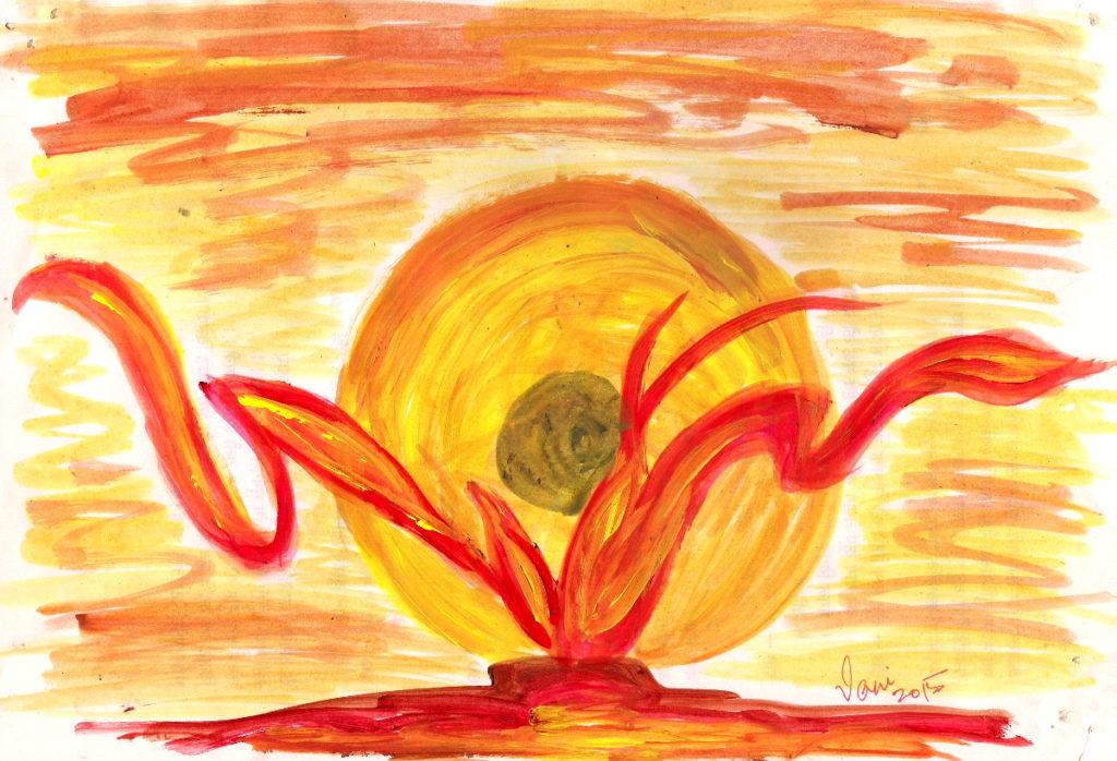 Phoenix 2 - by vani murarka