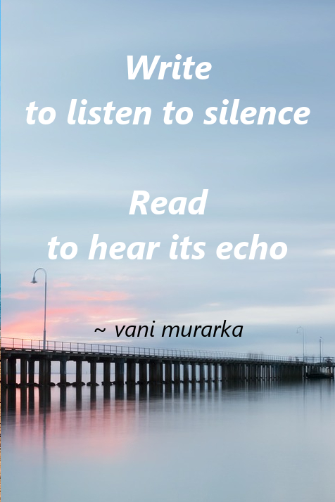 write silence read echo
