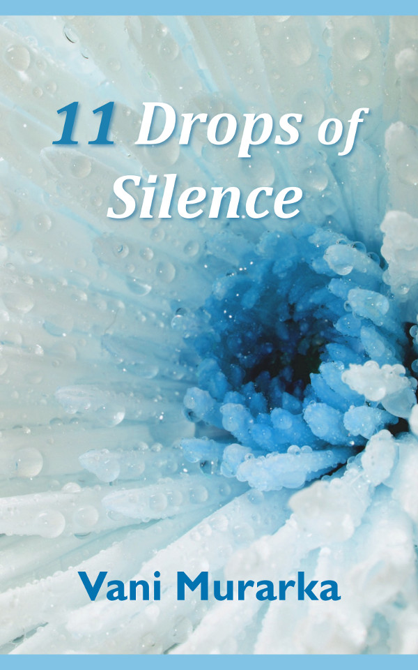 11 Drops of Silence - book cover