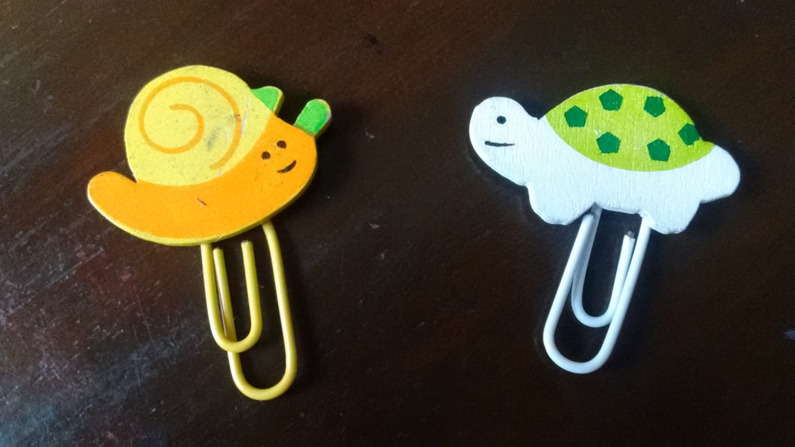 The Snail and The Tortoise