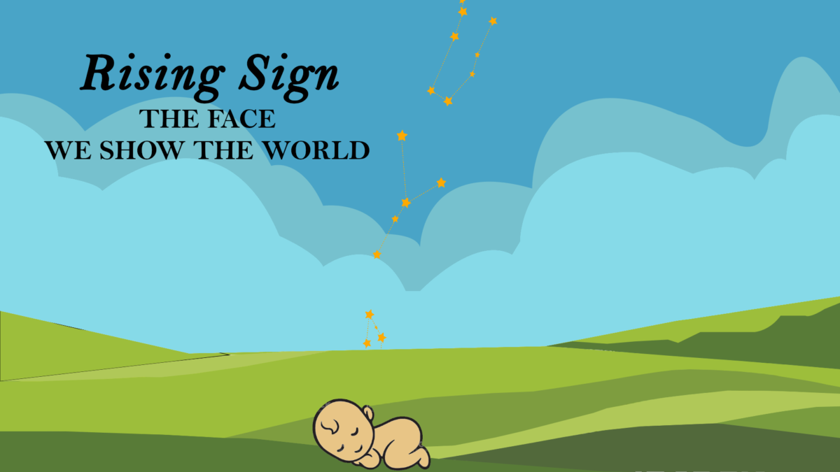 The Face We Show The World – Our Rising Sign